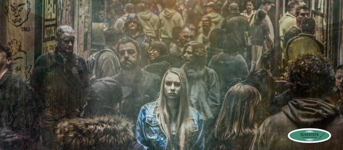 Angst en eenzaamheid