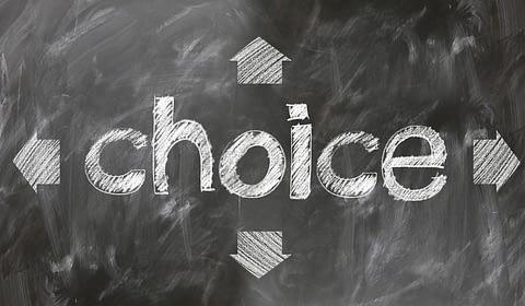 NLP - Keuze en beslissen