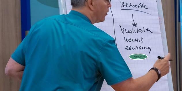 Ruvesteps - workshop: toegevoegde waarde