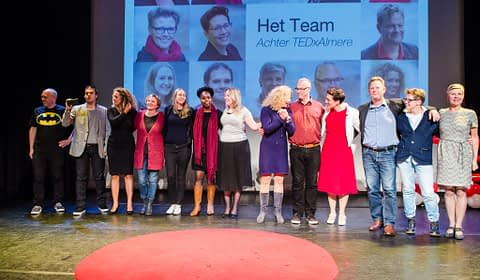 Team TEDxAlmere 2017