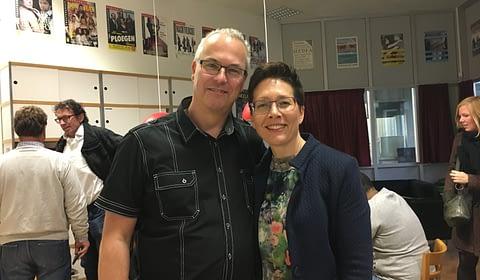 Rudy Veraar en Linda Graanoogst - Hoofd boven het maaiveld