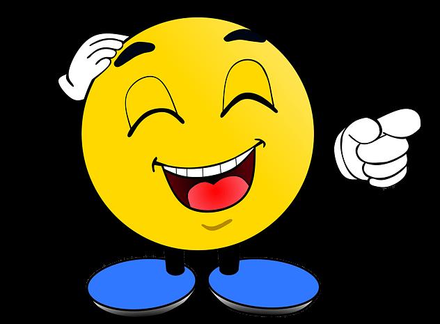 smiley-humor gebruiken