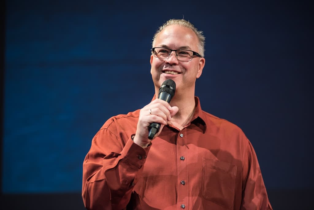 Rudy Veraar TEDXAlmere 2017