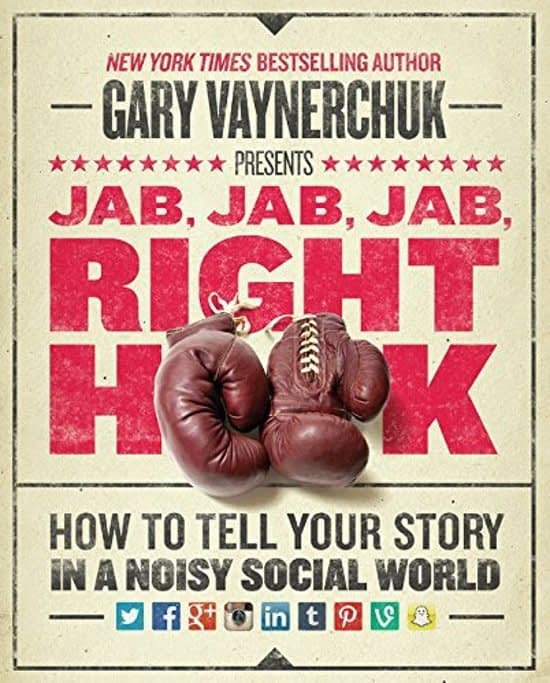 Jab, Jab, Jab, Right Hook - Gary Vaynerchuk